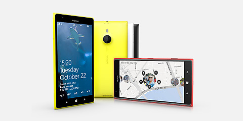 Nokia-Lumia-1520, Windows-mobile-Smartphone