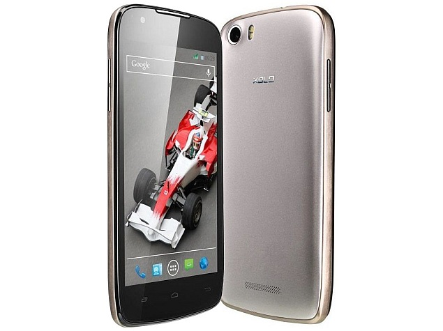 Xolo-Q700S, quad-core