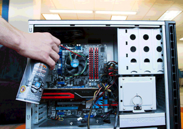 Start the year off right with a clean PC