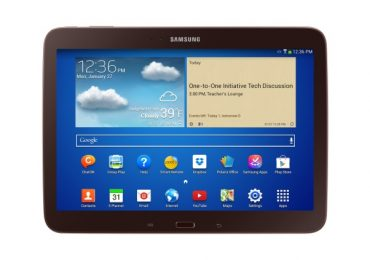 Samsung Galaxy Tab 3 10.1 education tablet announced