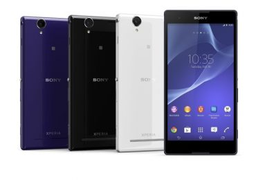 Sony Xperia T2 Ultra specifications, features and comparison