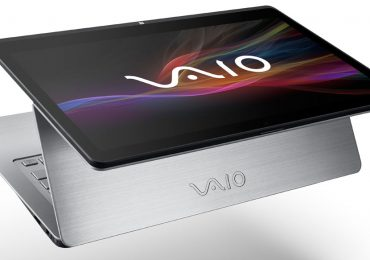 The VAIO Flip series; Sony launches laptop cum tablet