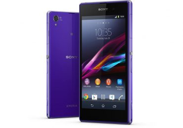 xperia-Z1-purple, Sony-T-Mobile