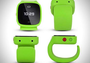 Filip Wearable Smartwatch helps parents to tracking kids