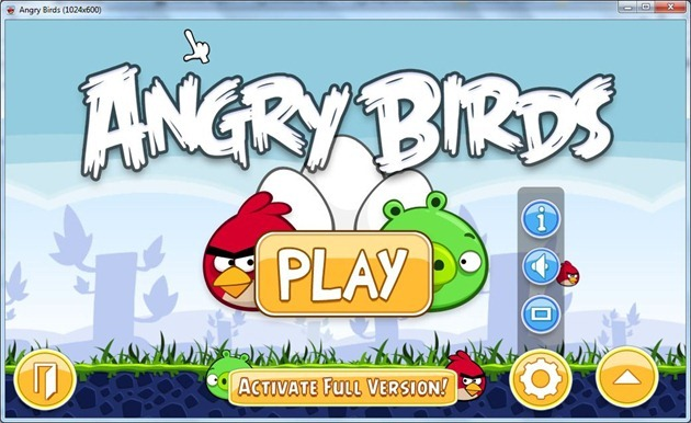 Angry birds game review download and play free version!