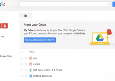 How to open files in desktop apps from Google Drive on the web