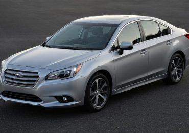 2015 Subaru Legacy – Solid Advancement