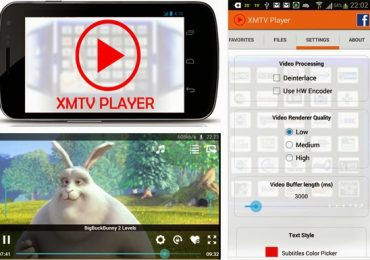 XMTV PLAYER – NEXT GENERATION MULTIMEDIA AND STREAMING PLAYER FOR ANDROID
