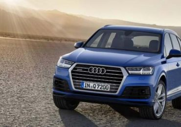 2015 Audi Q7 Officially Revealed