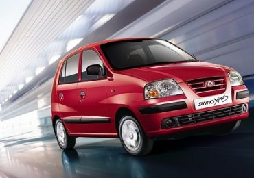 Hyundai Santro Bids Farewell to India