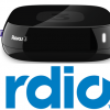 Roku and Rdio make stunning music with remote control
