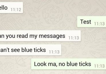 The best way to Remove WhatsApp Blue Ticks aka Read Receipts