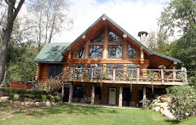 The Beauty and Comfort of Luxury Log Homes