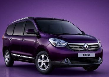 Renault Lodgy MPV Launched in India