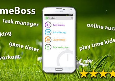 TimeBoss : Timer and Stopwatch for Android