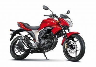 Suzuki Gixxer 155cc Review