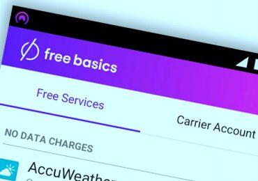 TRAI recommendations on Facebook's Free Basics