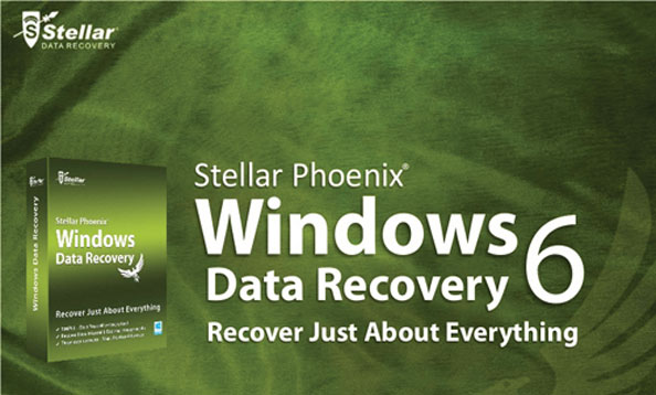 Stellar Windows Data Recovery 6