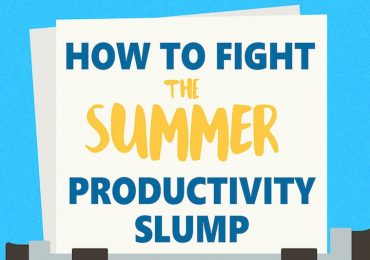 8 Tips to Fight the Summer Productivity Slump – by Wrike project management software