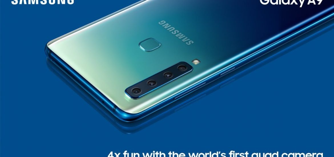 Samsung Galaxy A9 Review – Specifications, Features, Comparison