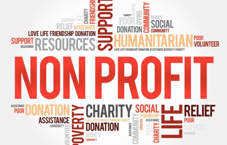 Donations in Nonprofit Organization