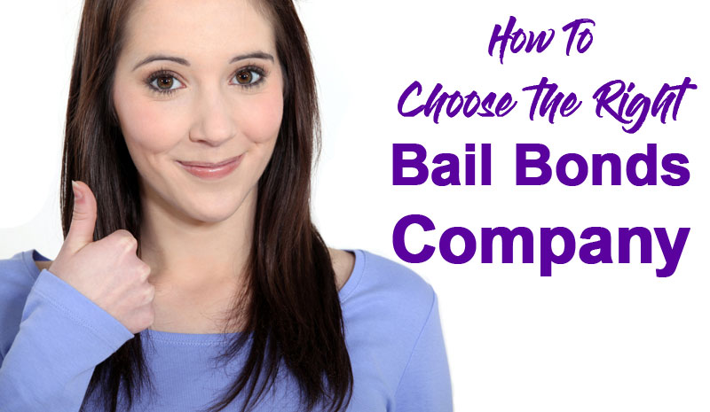 How To Choose the Right Bail Bonds Company