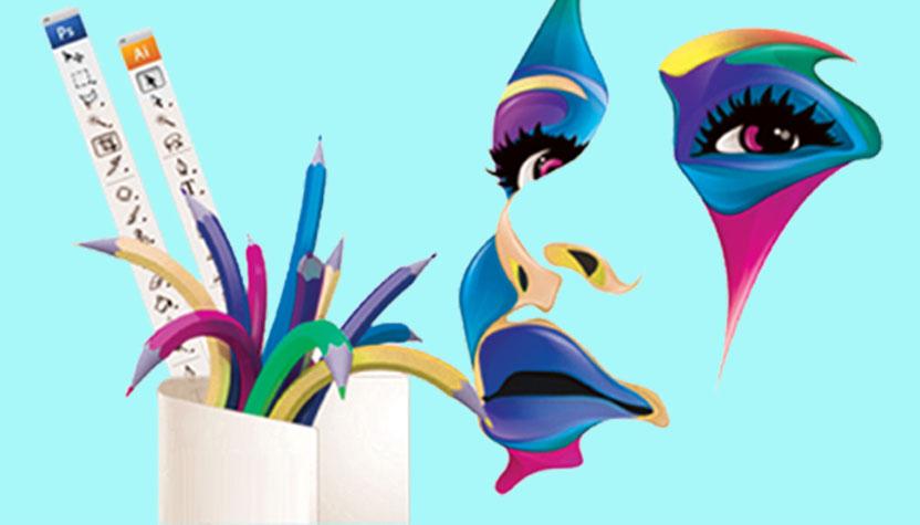 Graphic design training Cardiff