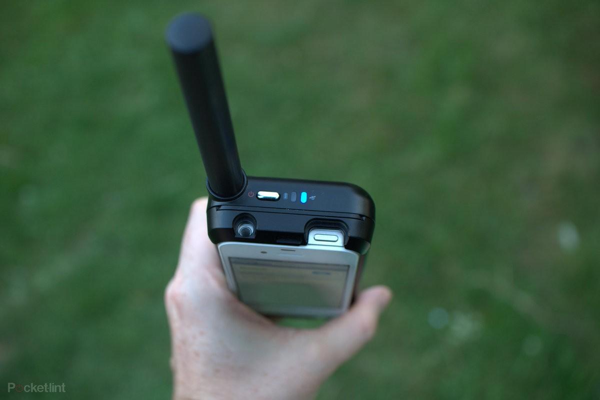 Understanding the SAT Phone Device