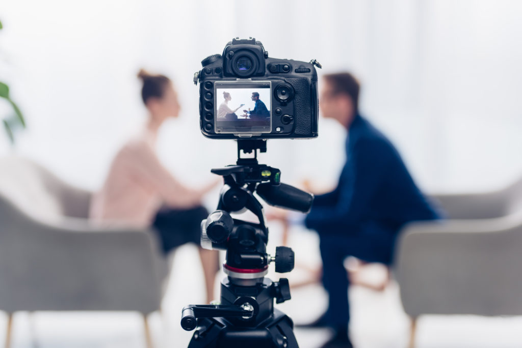 Types of Corporate Videos